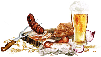 food-beer-and-snacks1